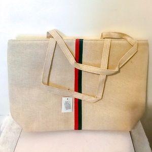 Handbags - 💥SALE💥 HOT🆕BEIGE TOTE BAG